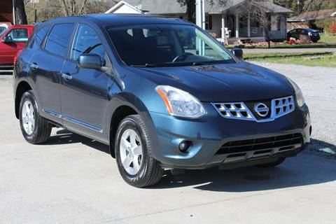 2013 Nissan Rogue for sale at Auto Empire Inc. in Murfreesboro TN