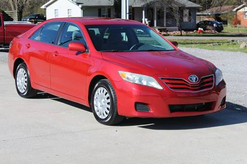 2011 Toyota Camry for sale at Auto Empire Inc. in Murfreesboro TN