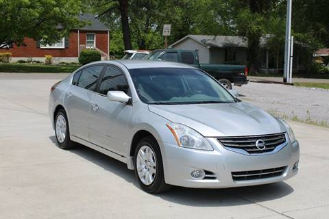 2012 Nissan Altima for sale at Auto Empire Inc. in Murfreesboro TN