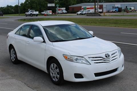 2010 Toyota Camry for sale at Auto Empire Inc. in Murfreesboro TN