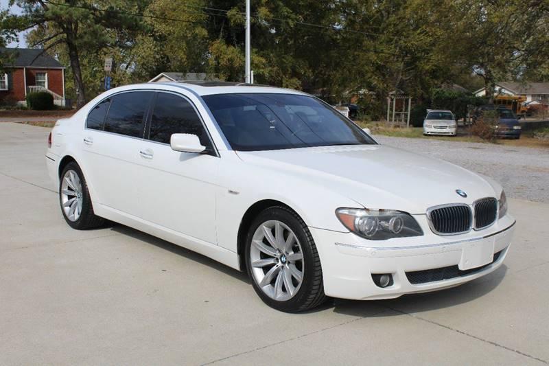 2008 BMW 7 Series for sale at Auto Empire Inc. in Murfreesboro TN