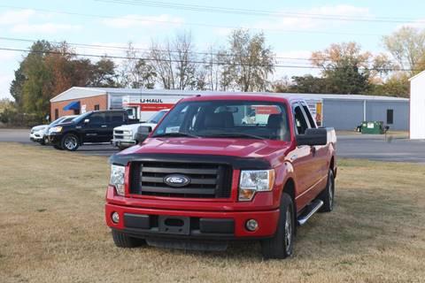 2010 Ford F-150 for sale at Auto Empire Inc. in Murfreesboro TN
