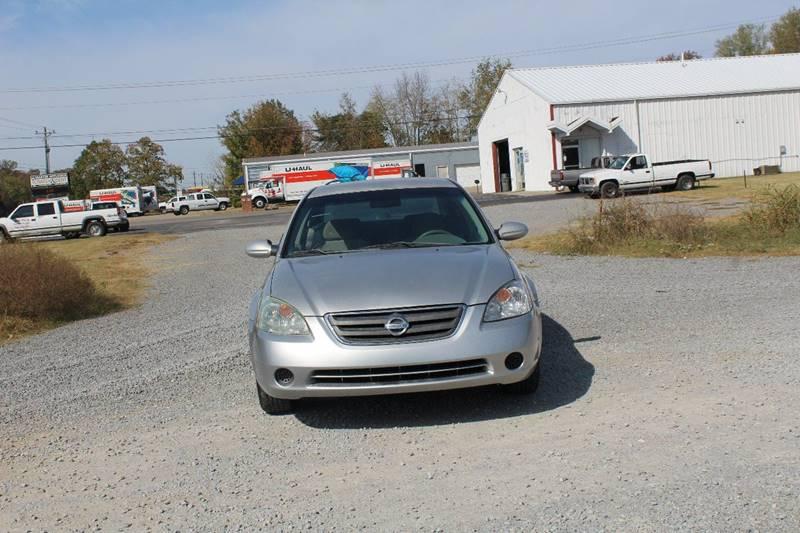 2004 Nissan Altima For Sale At Auto Empire Inc. In Murfreesboro TN