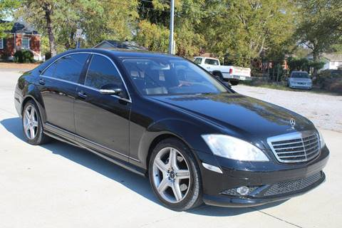 2008 Mercedes-Benz S-Class for sale at Auto Empire Inc. in Murfreesboro TN