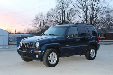 2004 Jeep Liberty for sale at Auto Empire Inc. in Murfreesboro TN