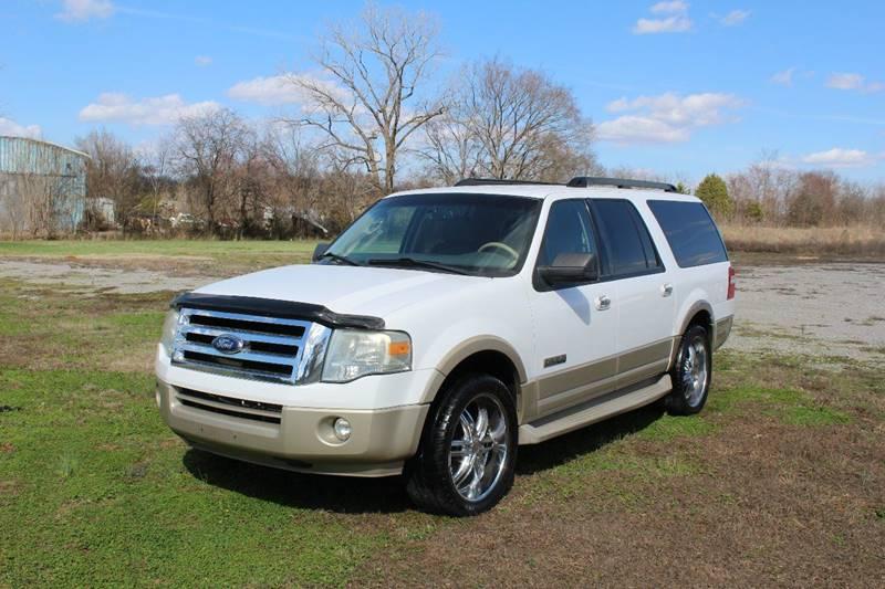 2007 Ford Expedition EL for sale at Auto Empire Inc. in Murfreesboro TN