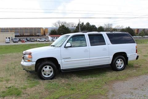 2001 GMC Yukon XL for sale at Auto Empire Inc. in Murfreesboro TN