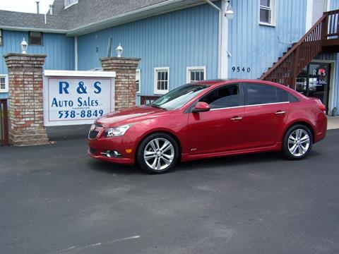 2011 Chevrolet Cruze for sale in Mount Washington, KY