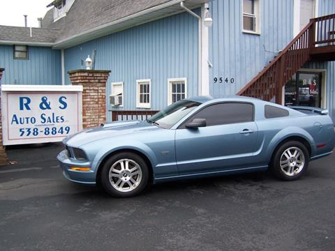 2006 Ford Mustang for sale in Mount Washington, KY