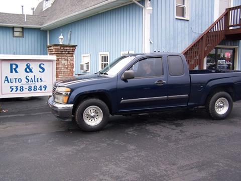 2008 GMC Canyon for sale in Mount Washington, KY