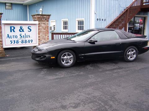 1998 Pontiac Firebird for sale in Mount Washington, KY