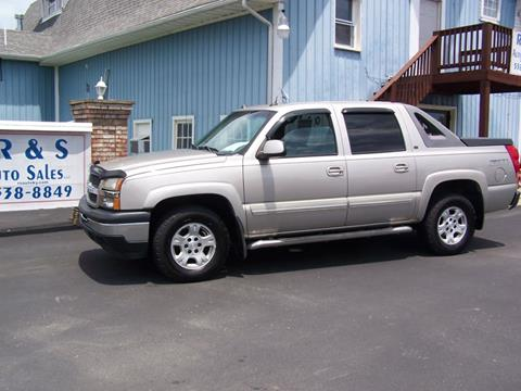 2005 Chevrolet Avalanche for sale in Mount Washington, KY
