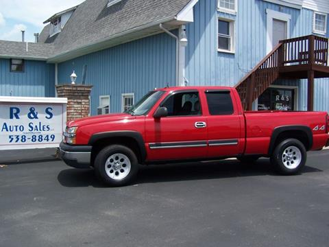 2004 Chevrolet Silverado 1500 for sale in Mount Washington, KY