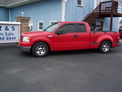 2005 Ford F-150 for sale in Mount Washington, KY