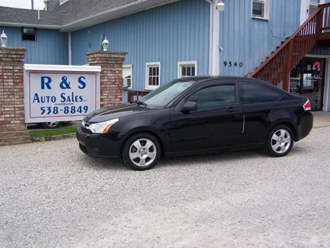 2008 Ford Focus for sale in Mount Washington, KY