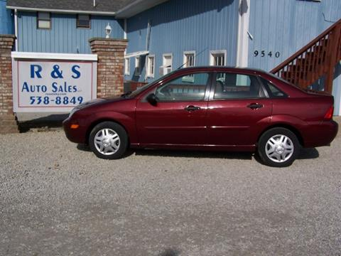 2007 Ford Focus for sale in Mount Washington, KY