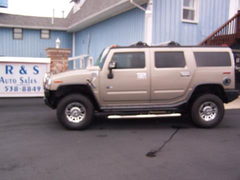 2005 HUMMER H2 for sale in Mount Washington, KY