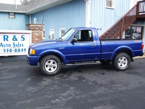 2004 Ford Ranger for sale in Mount Washington, KY