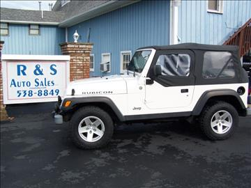 2004 Jeep Wrangler for sale in Mount Washington, KY