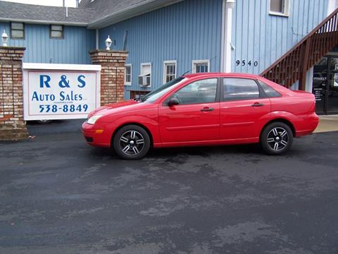 2006 Ford Focus for sale in Mount Washington, KY