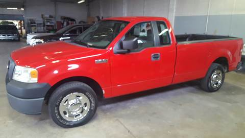 2007 Ford F-150 for sale at Drivegiant.com in Metro Detroit MI