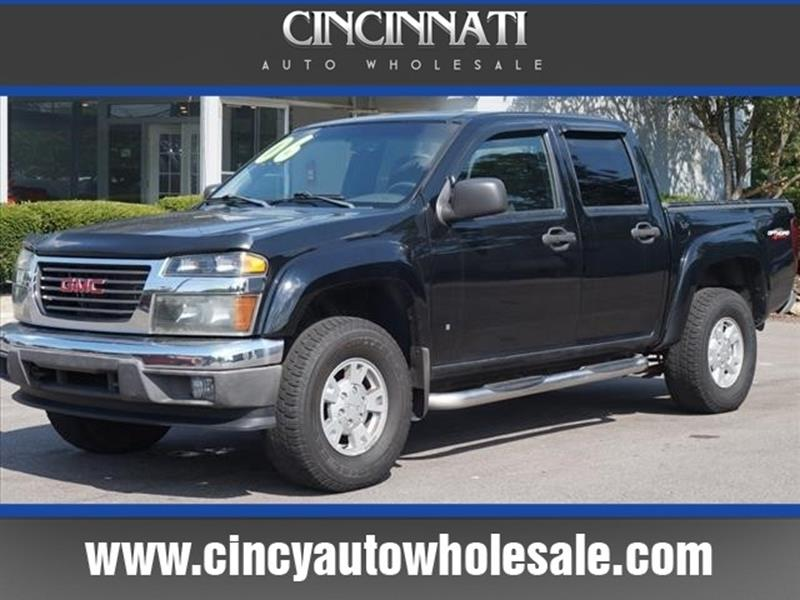 2006 GMC Canyon for sale at Cincinnati Auto Wholesale in Loveland OH