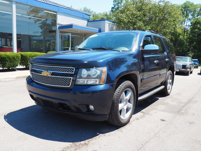 2008 Chevrolet Tahoe for sale at Cincinnati Auto Wholesale in Loveland OH