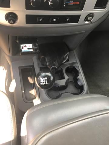 2006 Dodge Ram Pickup 3500 for sale at Cincinnati Auto Wholesale in Loveland OH