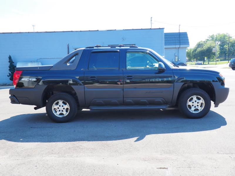2005 Chevrolet Avalanche for sale at Cincinnati Auto Wholesale in Loveland OH