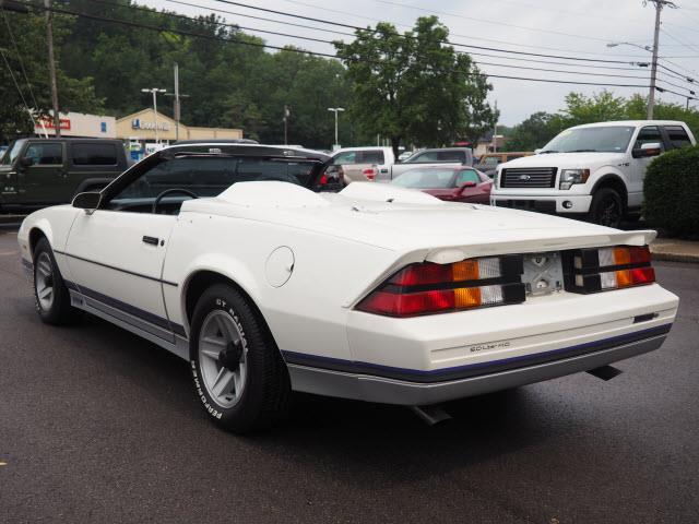 1984 Chevrolet Camaro for sale at Cincinnati Auto Wholesale in Loveland OH