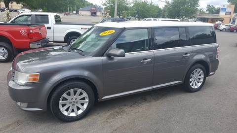 2010 Ford Flex for sale at Cincinnati Auto Wholesale in Loveland OH