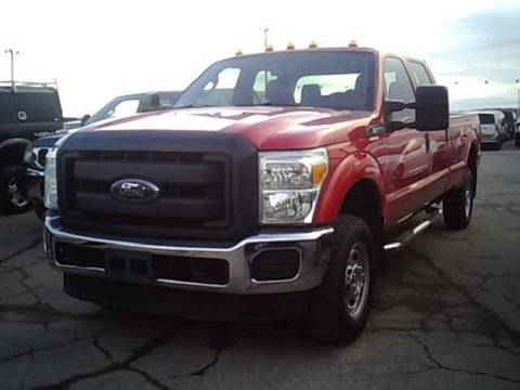 2012 Ford F-350 Super Duty for sale at Cincinnati Auto Wholesale in Loveland OH