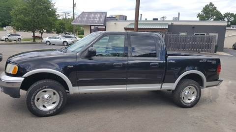 2001 Ford F-150 for sale at Cincinnati Auto Wholesale in Loveland OH