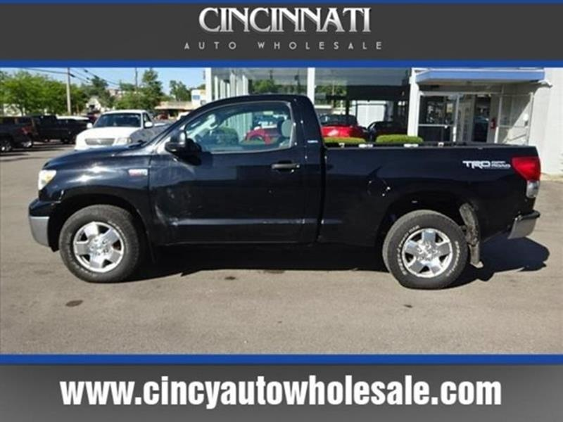 2008 Toyota Tundra for sale at Cincinnati Auto Wholesale in Loveland OH