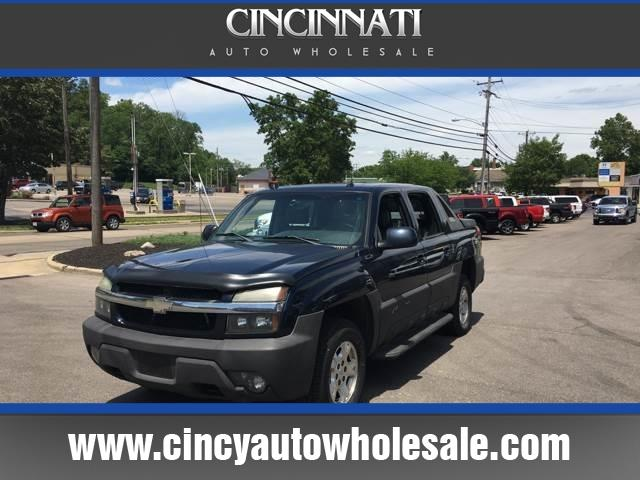 2004 Chevrolet Avalanche for sale at Cincinnati Auto Wholesale in Loveland OH
