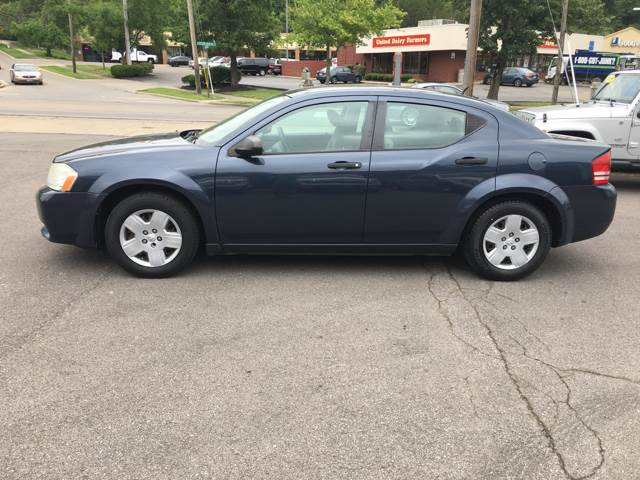 2008 Dodge Avenger for sale at Cincinnati Auto Wholesale in Loveland OH