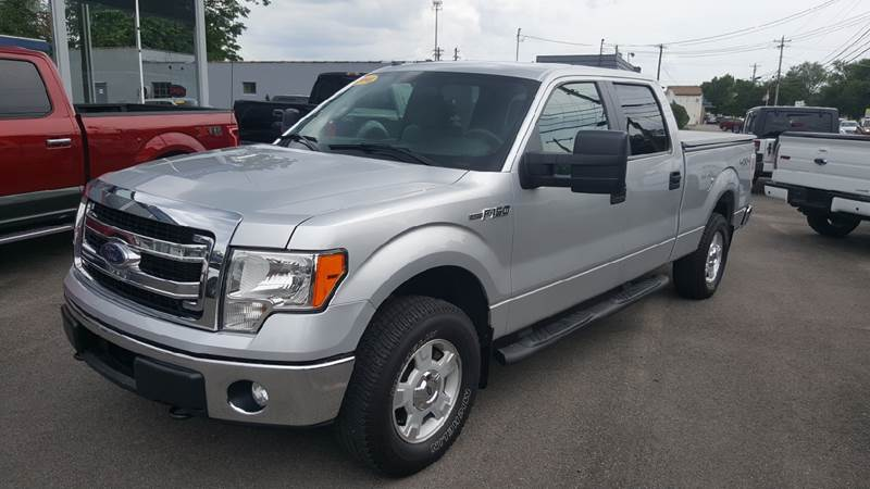 2014 Ford F-150 for sale at Cincinnati Auto Wholesale in Loveland OH
