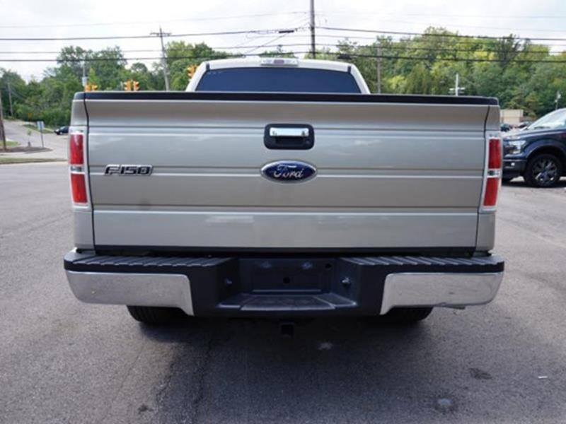 2009 Ford F-150 for sale at Cincinnati Auto Wholesale in Loveland OH