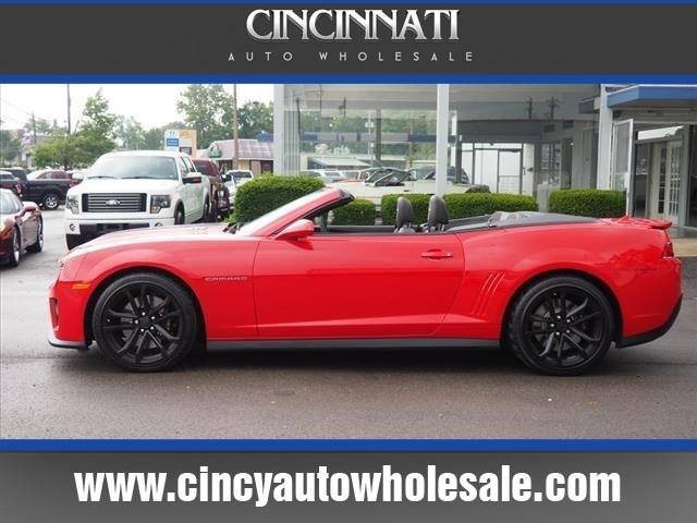 2014 Chevrolet Camaro for sale at Cincinnati Auto Wholesale in Loveland OH