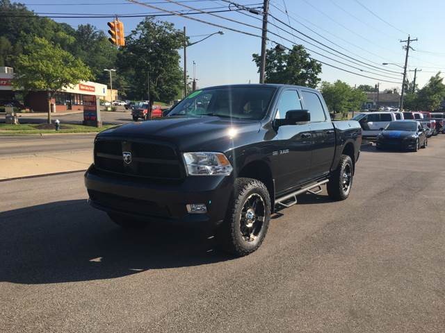 2010 Dodge Ram Pickup 1500 for sale at Cincinnati Auto Wholesale in Loveland OH