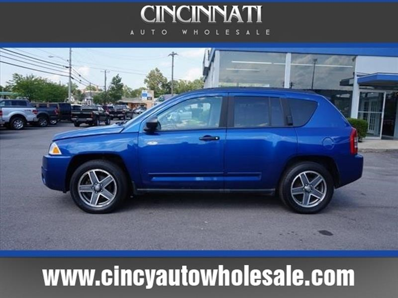 2009 Jeep Compass for sale at Cincinnati Auto Wholesale in Loveland OH