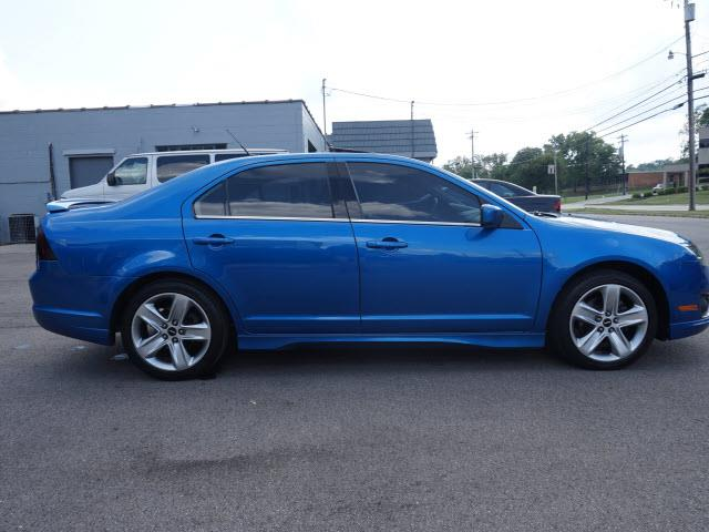 2011 Ford Fusion for sale at Cincinnati Auto Wholesale in Loveland OH