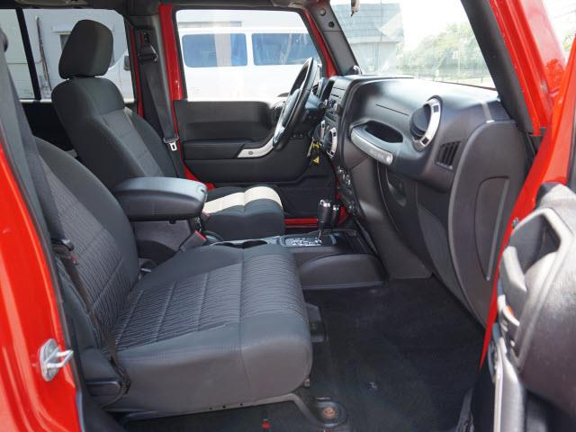 2012 Jeep Wrangler Unlimited for sale at Cincinnati Auto Wholesale in Loveland OH