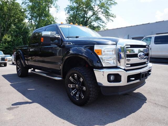 2011 Ford F-250 Super Duty for sale at Cincinnati Auto Wholesale in Loveland OH