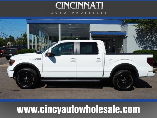 2011 Ford F-150 for sale at Cincinnati Auto Wholesale in Loveland OH
