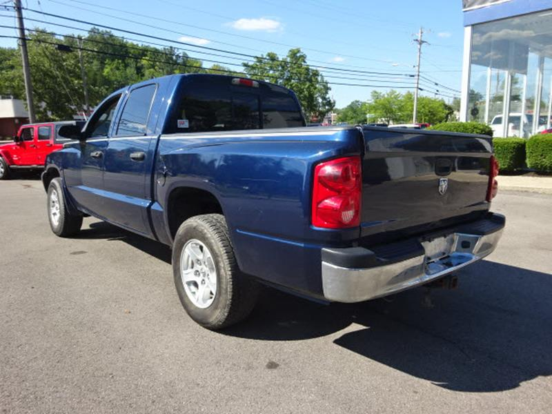 2005 Dodge Dakota for sale at Cincinnati Auto Wholesale in Loveland OH
