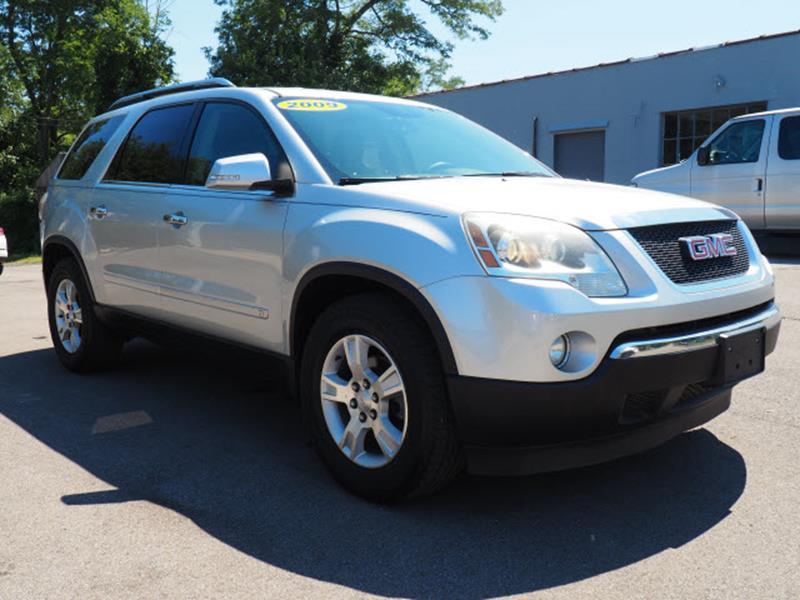 2009 GMC Acadia for sale at Cincinnati Auto Wholesale in Loveland OH
