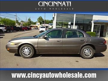 2000 Buick LeSabre for sale at Cincinnati Auto Wholesale in Loveland OH
