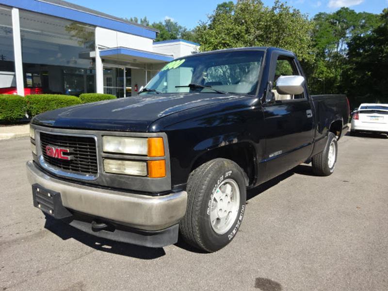 1994 GMC Sierra 1500 for sale at Cincinnati Auto Wholesale in Loveland OH