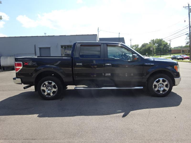 2010 Ford F-150 for sale at Cincinnati Auto Wholesale in Loveland OH